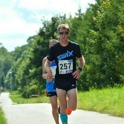 4. Suvejooks ümber Saadjärve - Morten Sætha (257)