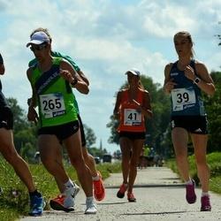 4. Suvejooks ümber Saadjärve - Katrina Stepanova (39), Minna Kuslap (41), Lauri Valdmaa (265)
