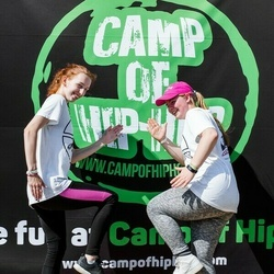 Camp of Hip Hop - Annabel Gretely Ots (2), Jessica Liitvee (3)