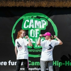 Camp of Hip Hop - Annabel Gretely Ots (2), Jessica Liitvee (3)