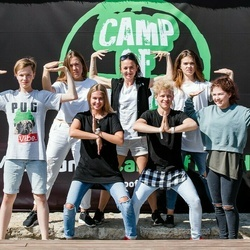 Camp of Hip Hop - Gerly Tuur (7), Georg Prees (9)