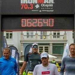 SiS IRONMAN 70.3 OTEPÄÄ - Pavel Ladziato (292)