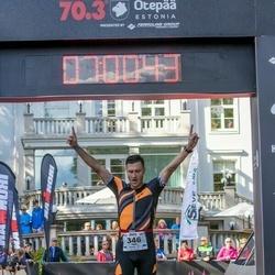 SiS IRONMAN 70.3 OTEPÄÄ - Mark Metsla (346)
