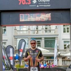 SiS IRONMAN 70.3 OTEPÄÄ - Sergey Laushkin (433)