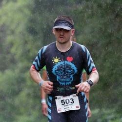 SiS IRONMAN 70.3 OTEPÄÄ - Vladimirs Lavrovs (503)