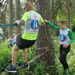 Vägilase jooks Lähte - Tarmo Sidron (22), Renek Harsija (34)