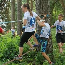 Vägilase jooks Lähte - Nele Uibo (25), Margus Hanni (33)