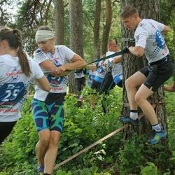 Vägilase jooks Lähte - Mari Linnus (12), Nele Uibo (25), Marko Bogoljubov (35)