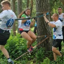 Vägilase jooks Lähte - Mari Linnus (12), Margus Hanni (33)