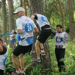 Vägilase jooks Lähte - Raul Heinsalu (24), Aare Einsoo (46), Rauno Salujärv (63)