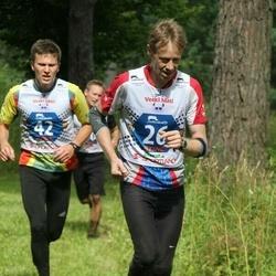 Vägilase jooks Lähte - Janoð Nikopensius (26), Tanel Kalm (42)