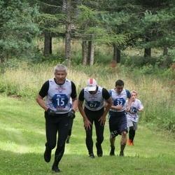 Vägilase jooks Lähte - Viidas Kõnd (15), Risto Viljur (32), Olar Petersell (67)
