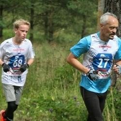 Vägilase jooks Lähte - Raivo Võip (27), Martin Riives (68)