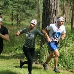Vägilase jooks Lähte - Juri Mosolainen (61), Katrin Kobzar (220), Lauri Rahusoo (311)
