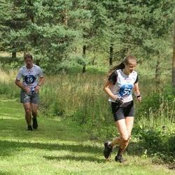 Vägilase jooks Lähte - Toomas Kespre (49), Kristiina Vinkel (59)