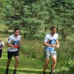 Vägilase jooks Lähte - Toomas Kespre (49), Marko Mikk (62)