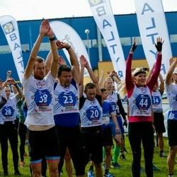 Vägilase jooks Lähte - Heiko Mertsina (20), Raivo Loost (23), Raul Heinsalu (24), Nele Uibo (25), Lex Habraken (38), Kristina Herodes (44), Marco Kahu (188)