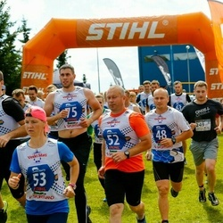 Vägilase jooks Lähte - Erki Pajundi (48), Tarmo Eilpuu (52), Virge Tiik (53), Mario Kuusma (66), Oleg Dmitrijev (75)