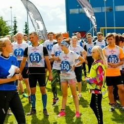 Vägilase jooks Lähte - Sander Saar (105), Kertu Kurg (150), Raimo Kurg (151)