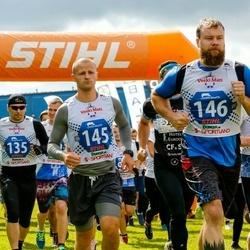 Vägilase jooks Lähte - Toivo Ivainen (77), Raine Hirve (135), Sergei Zelenin (145), Marvin Tirmaste (146)