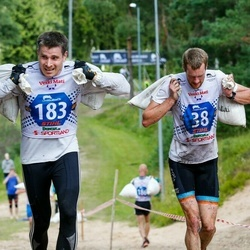 Vägilase jooks Lähte - Lex Habraken (38), Jan Von Gerich (183)