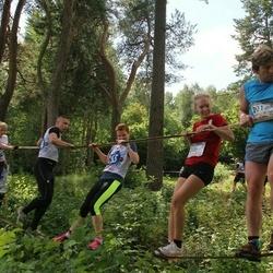Vägilase jooks Lähte - Diana Osur (165), Freddy Poklonski (201), Kristin Peterson (206)