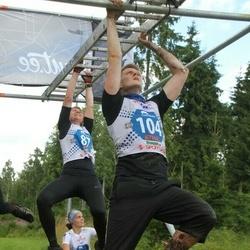 Vägilase jooks Lähte - Marika Tammjärv (87), Erki Vaino (104)