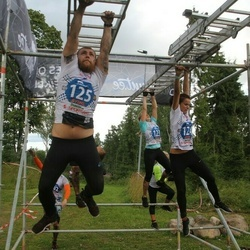 Vägilase jooks Lähte - Gerli Salvet (123), Jevgenia Minova (124), Andrei Oreskov (125)