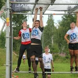 Vägilase jooks Lähte - Nancy Einberg (126), Indrek Udam (142), Ester Udam (143), Maikel Ivanov (225)