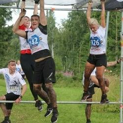 Vägilase jooks Lähte - Nancy Einberg (126), Indrek Udam (142), Maikel Ivanov (225)