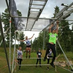 Vägilase jooks Lähte - Hannula-Katrin Pandis (156), Kalev Viigipuu (203)