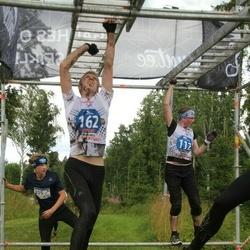 Vägilase jooks Lähte - Krista Liin (112), Magnus Liikvart (162)