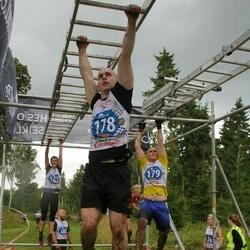 Vägilase jooks Lähte - Karl-Erik Karu (178), Jorma Virit (179)