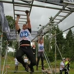 Vägilase jooks Lähte - Kristo Ader (184), Merily Keskküla (195)