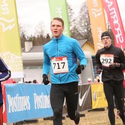 RMK Kõrvemaa Kevadjooks - Andre Lomaka (292), Kristjan Nöörlaid (717)
