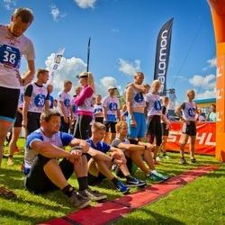 Vägilase jooks Lähte - Margus Hanni (29), Lex Habraken (38)