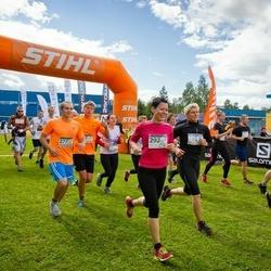 Vägilase jooks Lähte - Margo Joosta (277), Eva Pruusapuu (292)