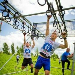 Vägilase jooks Lähte - Juri Mosolainen (61), Marko Mikk (62)