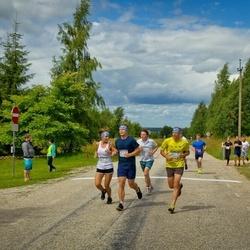 Vägilase jooks Lähte - Mari-Liis Jänes (261), Rein Oder (263), Norbert Metsare (271), Valmar Vallimäe (293)