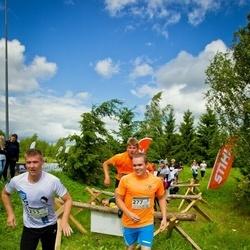 Vägilase jooks Lähte - Sven Pruel (253), Margo Joosta (277)