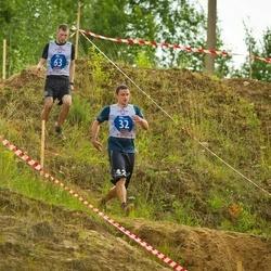 Vägilase jooks Lähte - Risto Viljur (32), Rauno Salujärv (63)