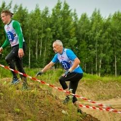 Vägilase jooks Lähte - Tarmo Sidron (22), Raivo Võip (27)