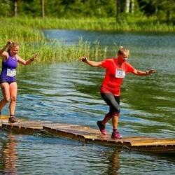 Vägilase jooks Lähte - Signe Kaasik (242), Marianne Aasmäe (287)