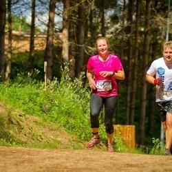 Vägilase jooks Lähte - Martti Hoop (234), Kristi Lill (245)