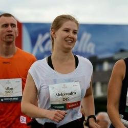 Peetri Jooks 2017 - Airi Laidla (244), Aleksandra Krijer (245), Allan Kipper (1020)