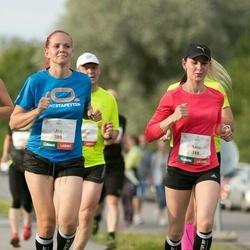 Peetri Jooks 2017 - Anne Lepik (388), Ave Moks (389)