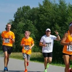 Skechers Suvejooks - Liivar Laks (115), Kalle Vall (127), Martin Riives (358)