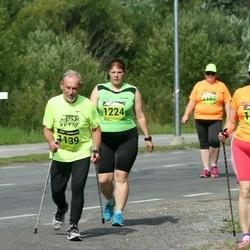 Skechers Suvejooks - Janika Jakobson (1085), Jaana Mäoma (1102), Väino Erilaid (1139), Angela Timusk (1224)