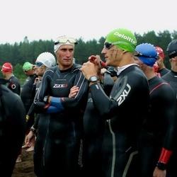 Triathlon Estonia - Raio Piiroja (46), Toomas Jõgeva (77)