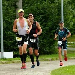 Triathlon Estonia - Meelis Tammer (68), Henrihs Dobelis (1040), Tarmo Kalviste (1081)